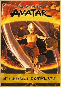 Download Avatar: A Lenda de Aang 3ª Temporada