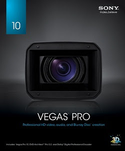 Download Sony Vegas Pro 10 (x32 x64)