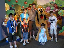 EPCOT DisneyWorld