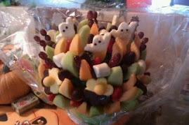 Edible Arrangment- Yum:) thanks:)