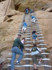 Mesa Verde-scary!!