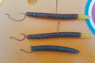 What s the deal with soft for Wacky worm fishing