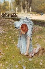 Lawrence Alma-Tadema (Primavera)
