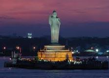 Hyderabad - Buddha Statue