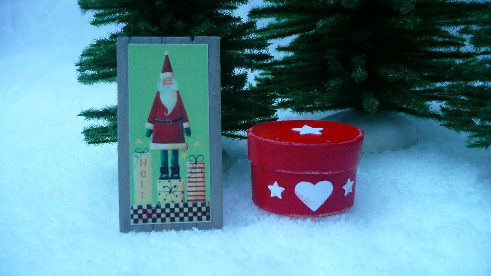 Les carnets de l 39 atelier blondie mini cadeaux de no l vendre mini ch - Cadeaux de noel a vendre ...