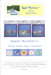 Sweet Butterfly Pattern