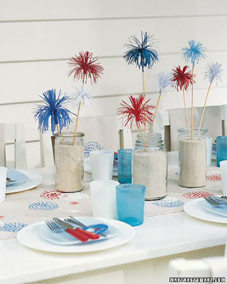 fourth of july decor martha stewart