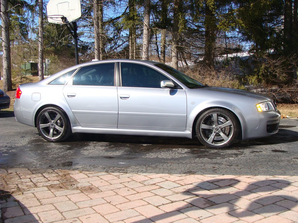 2003 audi rs6 new purchase