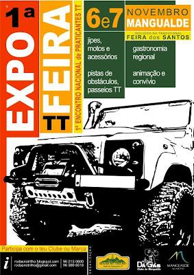 1ª Expo e Encontro TT de Mangualde
