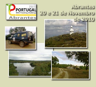 6ª prova do Portugal Tracking Challenge - Abrantes