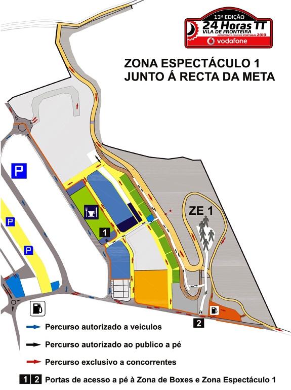 24 Horas TT Vodafone-Vila de Fronteira 2010
