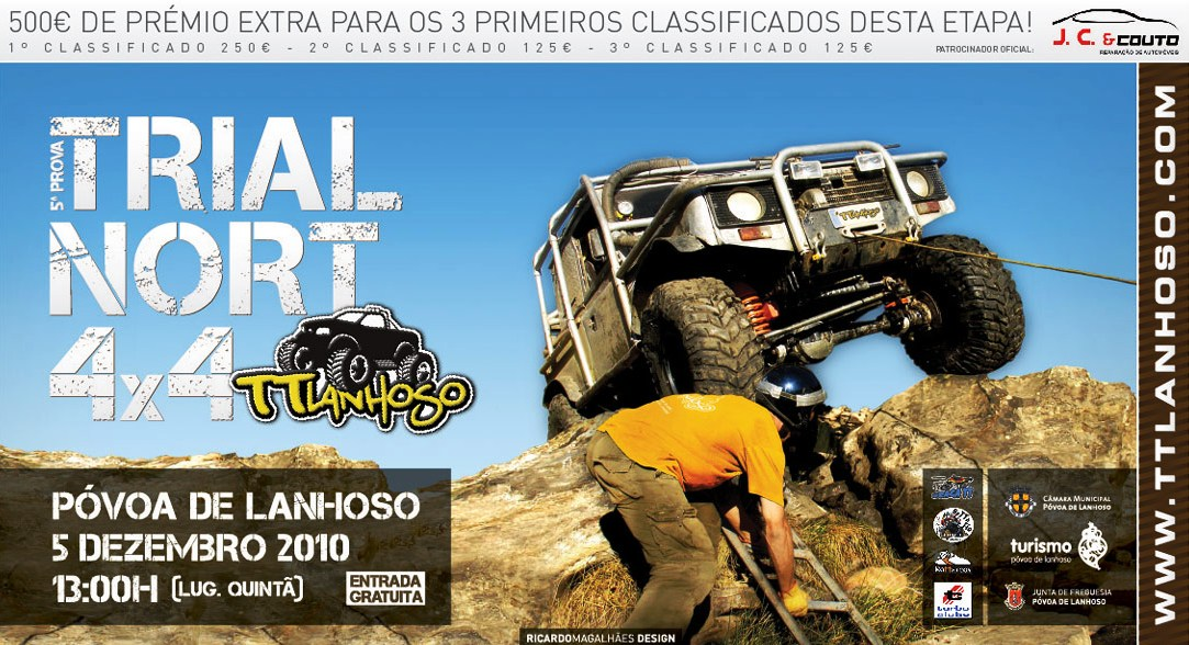 Trial NortX4 Póvoa do Lanhoso 2010