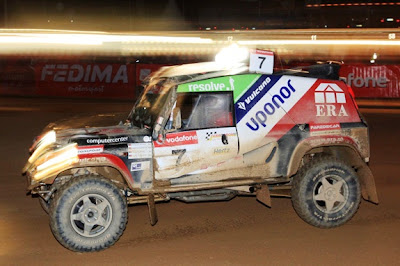 Resultados 24 Horas TT Vodafone-Vila de Fronteira 2010