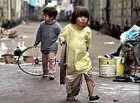 hogar de ninos pobres: