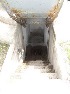 Tunelul de la casa George Becali