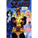 Deadpool Volume 3, X marks the spot, Hardcover