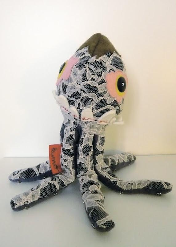 kumo octopus kuschelmonster