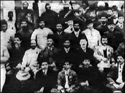 Quaid e Azam Mohammad Ali Jinnah: The All India Muslim League