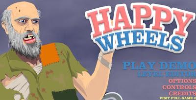 Happy wheels happy wheels this is a demo of happy wheels choose your