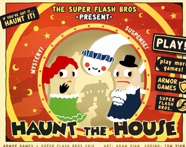 Haunt the House 2 Game