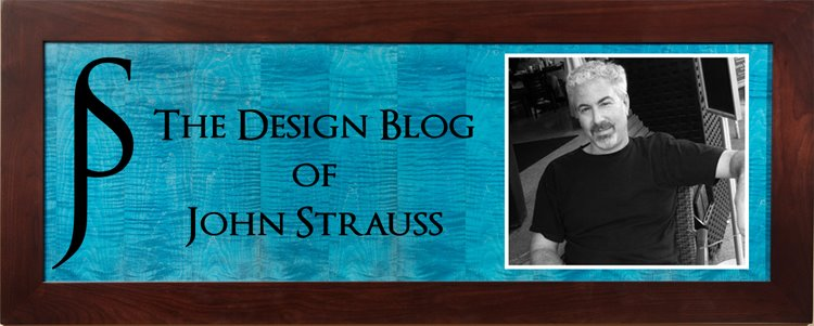 John Strauss Design Blog