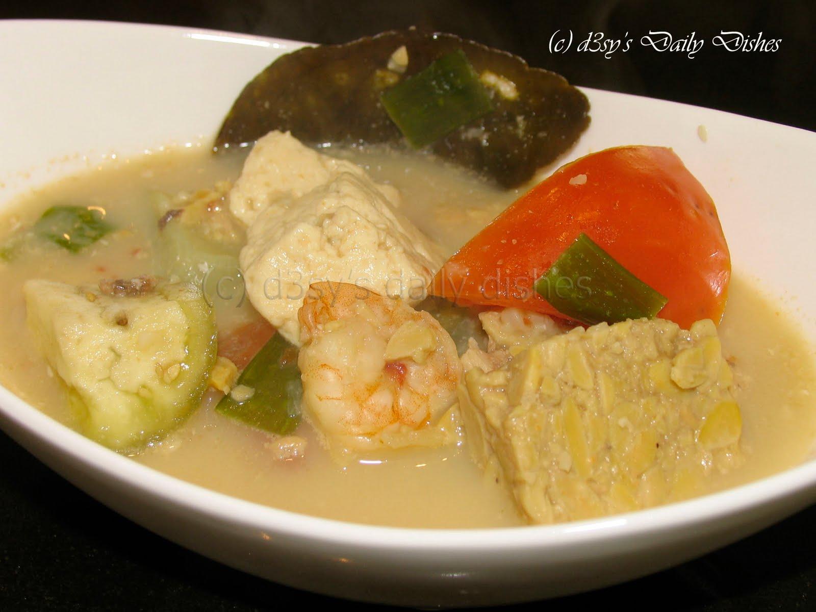 Image Result For Resep Masakan Sayur Lodeh Tahu Tempe