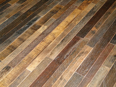 Greenprint green product reclaimed wood flooring the for Reclaimed hardwood flooring