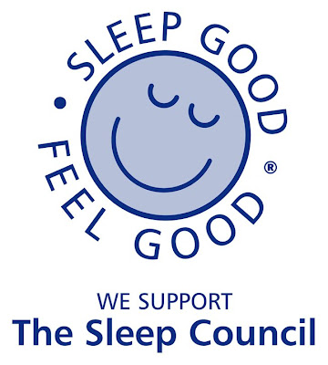 Furniture 123 support the Sleep Council