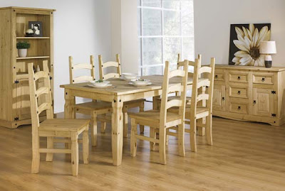 New Corona Dining Room Range from Furniture 123