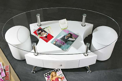 Iota Storage Coffee Table from Furniture123