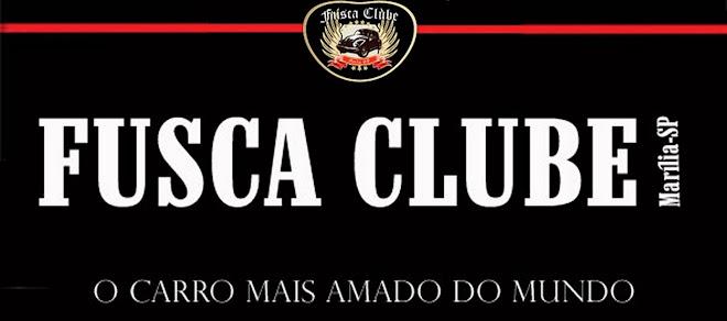 FUSCA CLUBE   Marília-SP