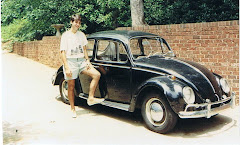 My first Car....1965 VW Bug