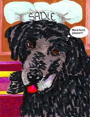 Sadie The Kitchen Dog
