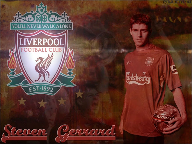 STEVEN GERRARD IS THE BEST FOR LFC