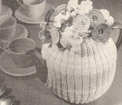Crochet Collection: Crochet Pattern Teapot Cozy