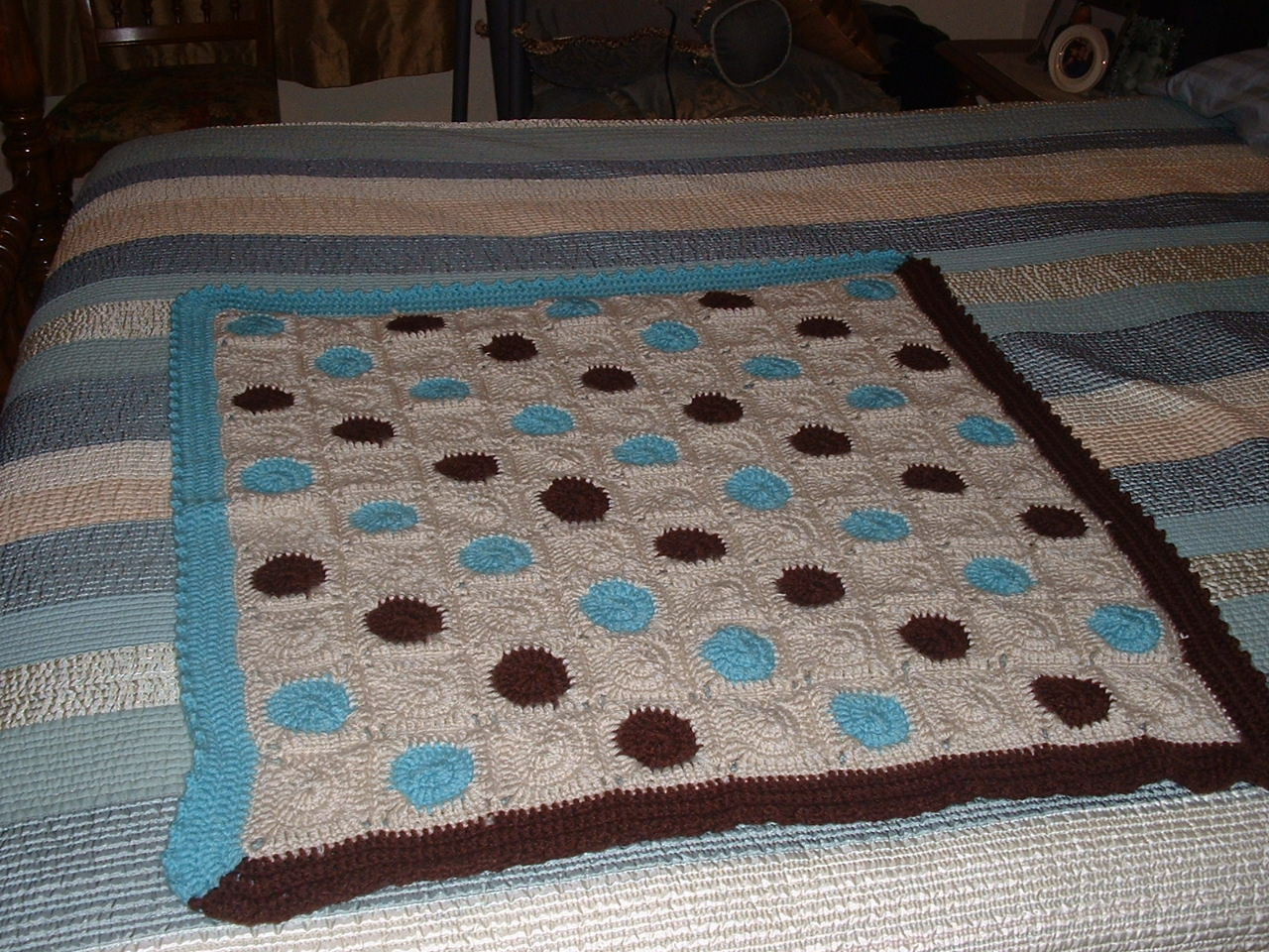 New handmade crochet baby blanket | Shop new handmade crochet baby