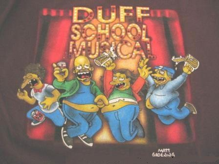 DUFF SCHOOL MUSICAL