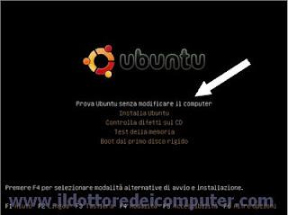 provare una distribuzione Linux
