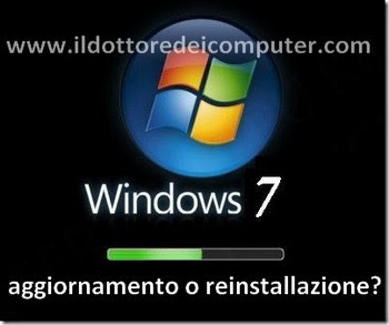 aggiornamento windows vista a windows 7, conviene