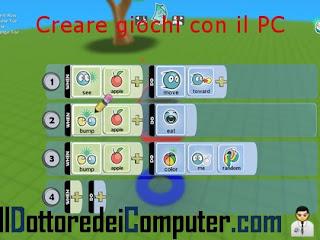kodu creare giochi per PC