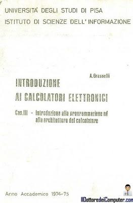 introduzione ai calcolatori elettronici