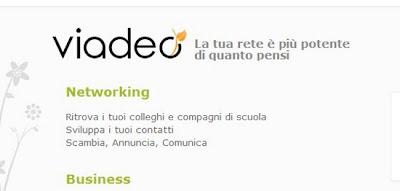 viadeo social network tra professionisti