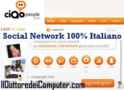 ciaopeople social network