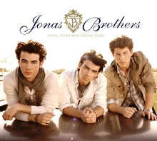 Jonas Brothers Official Web Page