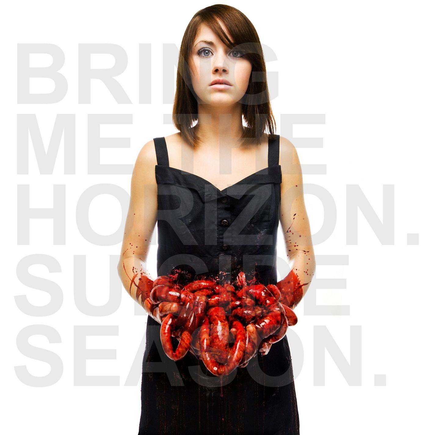 Bring Me The Horizon - Suicide Season (2008) | Jordan's ...