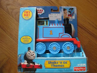 The Shake 'n Go Thomas