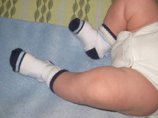 Baby O's Sock Ons