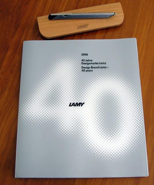 Lamy 40 Years