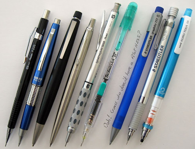 Top 10 General Mechanical Pencils L-R