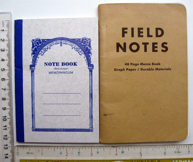 keun young v field notes notebook